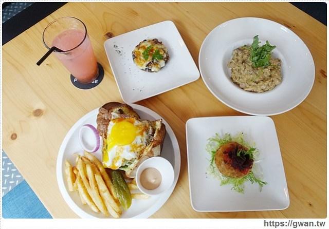 台中美食,精明商圈,P+ House,popover,巷弄美食,早午餐推薦,戰斧豬排,鳥巢蛋,複合式料理,下午茶甜點-24-202-1