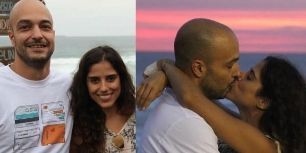 Camilla Camargo está namorando diretor de TV