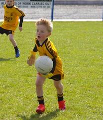 071 Loughmacrory at U8 Football Blitz Apr2016