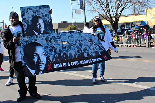 MLK Day Parade 2016 - Dallas, TX