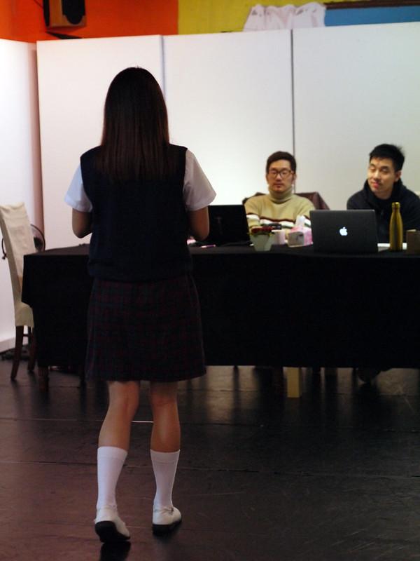 台美合作影展微電影試鏡