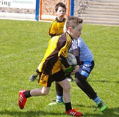 102 Loughmacrory at U8 Football Blitz Apr2016
