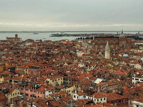 Today is all about...a quiet day sightseeing Venice