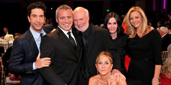"""Aniston agradece diretor por Friends: """"Foi a oportunidade de nossas vidas"""""""