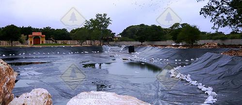 Lago Decorativo Campeche 2