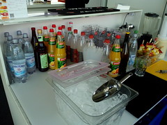 """#HummerCatering  #mobile #Cocktailbar #Barkeeper #Cocktail ohne #Alkohol und #Obstspieße #Catering #Service #Ratingen #Büroeinweihung http://goo.gl/oMOiIC • <a style=""""font-size:0.8em;"""" href=""""http://www.flickr.com/photos/69233503@N08/25717840114/"""" target=""""_blank"""">View on Flickr</a>"""
