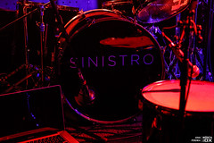 20160408 - Sinistro @ Sabotage Club