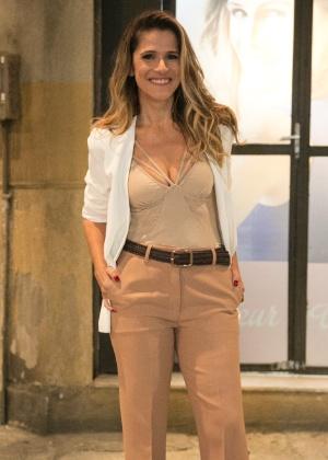 """""""Humor não tem partido"""", diz Ingrid Guimarães após ser ameaçada na web"""