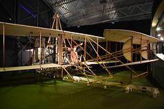 Flyer (réplique) des frères Wright