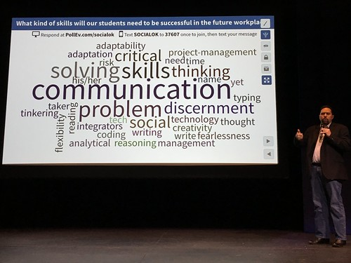 Carl Hooker on Digital Citizenship by Wesley Fryer, on Flickr