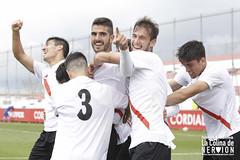 Sevilla Atl. 3 Linares 2-116