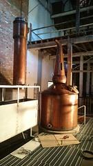 Corowa Whisky Still being Installed