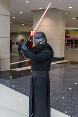 "Kylo Ren C2E2 2016 • <a style=""font-size:0.8em;"" href=""http://www.flickr.com/photos/33121778@N02/25866149061/"" target=""_blank"">View on Flickr</a>"