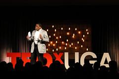 Johnelle Simpson @ TEDxUGA 2016: Illuminate