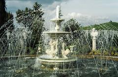 JUN86-12 04 - Stapeley Fountain