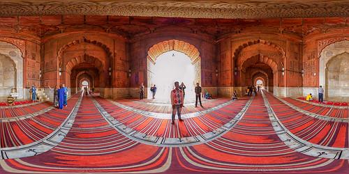 Jama Masjid - Panorama