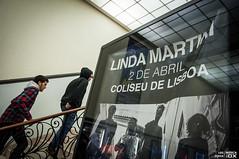"""20160402 - Linda Martini apresentam """"Sirumba"""" @ Coliseu dos Recreios"""
