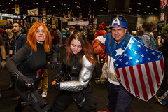 "Avengers civil war #C2E2 • <a style=""font-size:0.8em;"" href=""http://www.flickr.com/photos/33121778@N02/25849763812/"" target=""_blank"">View on Flickr</a>"