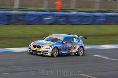 Rob Collard during the BTCC Weekend at Donington Park, April 2016
