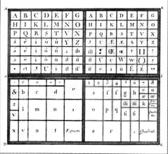 cassa tipografica