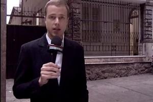 """Fernando Rocha lamenta a morte de repórter da Record: """"Um grande talento"""""""