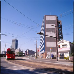 熊本電鐵 Kumamoto city tram