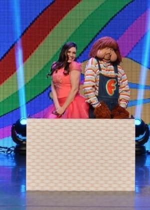 """Simony se emociona com apresentação de """"Superfantástico"""" no The Voice Kids"""