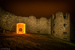 "Lightpainting - Burg Flossenbürg • <a style=""font-size:0.8em;"" href=""http://www.flickr.com/photos/58574596@N06/25759580366/"" target=""_blank"">View on Flickr</a>"