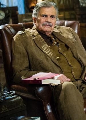"""Tarcísio Meira grava as primeiras cenas de """"Velho Chico"""""""