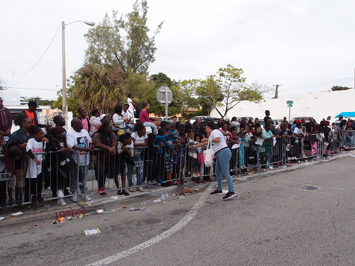 MLK Day Parade 2016 - South Florida