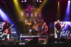 Art of Decay plays the Houes of Blues Anaheim.