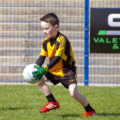 085 Loughmacrory at U8 Football Blitz Apr2016