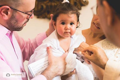 Anna Catherine, batizado