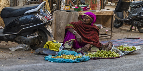 Streetfood in Pushkar