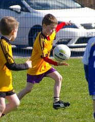 027 Loughmacrory at U8 Football Blitz Apr2016