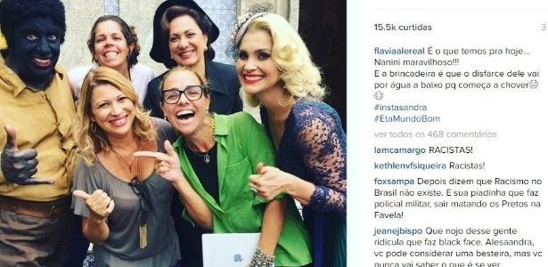 """""""Queriam que Xica da Silva fosse uma branca que tomasse sol"""", diz autor"""