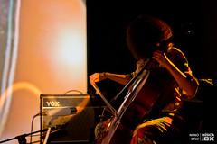 20160414 - Jacco Gardner e Helena Espvall | Warm-up Lisbon Psych Fest @ Galeria Zé dos Bois