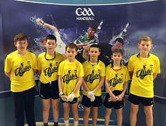 Ulster Boys Cumann na mBunscoil Champions 2016