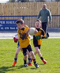 023 Loughmacrory at U8 Football Blitz Apr2016