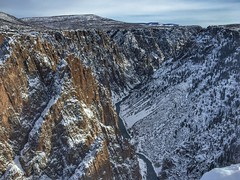 Pulpit Rock, Black Canyon of the Gunnison National Park