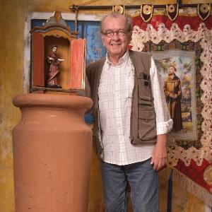 Ator Umberto Magnani sofre AVC e está internado em coma no Rio