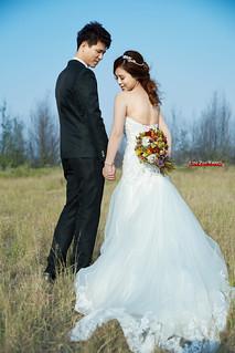 Pre-Wedding [ 中部婚紗 - 海邊婚紗 ] 婚紗影像 20160118 - 145拷貝