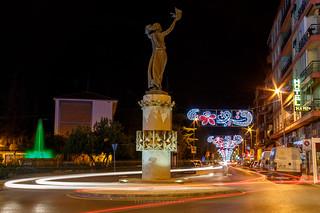 Estatua de la Libertad - Úbeda