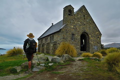 Church of the Good Shepherd at Lake Tekapo