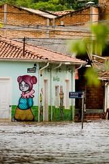 Cheia do Rio Piracicaba