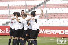 Sevilla Atl. 3 Linares 2-105