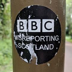 Misreporting Scotland