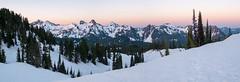 Paradise Snow Camping