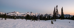 Tatoosh sunset