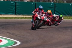 "WSBK Imola 2018 • <a style=""font-size:0.8em;"" href=""http://www.flickr.com/photos/144994865@N06/41645124364/"" target=""_blank"">View on Flickr</a>"